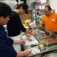 Ramen workshops teach hopefuls tricks of trade
