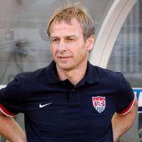 Right man for the job: U.S. manager Jurgen Klinsmann was given a new four-year extension by USSF on Friday. | AP
