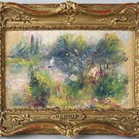 Woman who 'found' Renoir at flea market disputes museum's claim