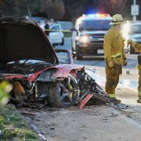 Speed was a factor in crash that killed 'Fast & Furious' star Walker: police