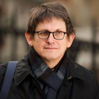 Prepared answers: Alan Rusbridger, the editor of the Guardian, is set to testify before the British parliament's Home Affairs Select Committee this week. | AFP-JIJI