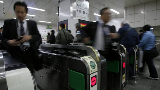 JR firms apply for fare increases for April sales tax hike
