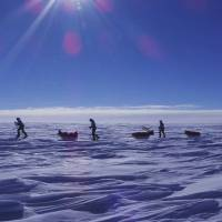 Antarctica in August '10 set record low minus 94.7: NASA data