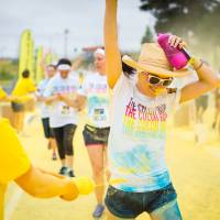 Color Run comes to Tokyo; Arashi joins tourism push