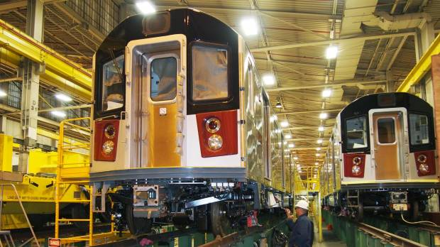 Japan rail car makers up U.S. orders, global cachet