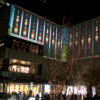 [VIDEO] Tokyo SkyTree Town Projection Mapping