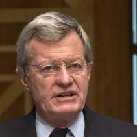 Senate veteran Baucus to be named ambassador to China, Democrats say