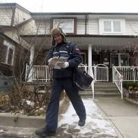 Canada to phase out door-to-door mail delivery