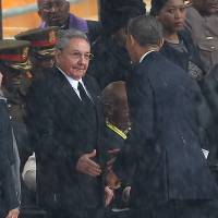 Obama gestures at reconciliation with Cuba