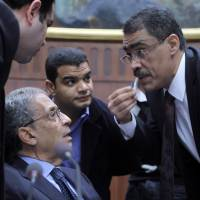Egypt panel approves over half of new constitution