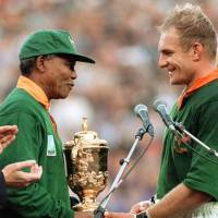 How Mandela changed everything with a rugby jersey