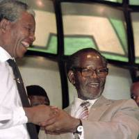 Free or behind bars, Mandela was at heart of anti-apartheid struggle