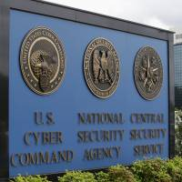 Assimilating everything: The National Security Agency's campus in Fort Meade, Maryland, is shown on June 6. | AP