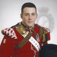 Murdered soldier: This undated file image released by the British Ministry of Defense shows Lee Rigby, who was attacked and killed by two men in the Woolwich area of London on May 23. | AP