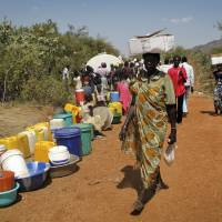 U.N. says mass grave of 34 found in South Sudan