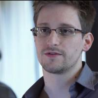 Snowden says spying worse than Orwellian