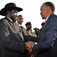 U.N. speeds more troops to S. Sudan