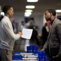 U.S. unemployment rate fell to 5-year low in November
