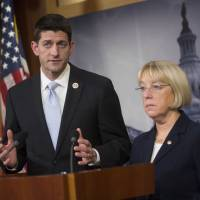 Bipartisan congressional negotiators agree on U.S. budget deal