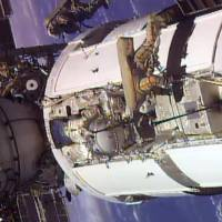 NASA reports coolant problem at ISS; Kibo lab is OK