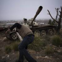 U.S. plan for new, Western-trained Libyan force faces obstacles