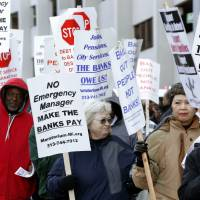 Judge says Detroit can file for bankruptcy