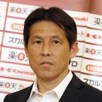 Former Gamba manager Nishino to take over at Grampus