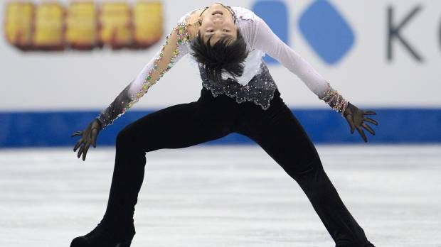Hanyu shows impressive poise, world-class talent in Grand Prix Final triumph