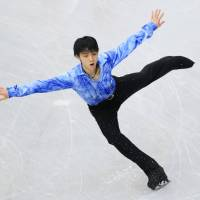 Hanyu delivers fantastic performance in men's short program