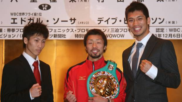 Olympic champ Murata relaxed ahead of second pro fight