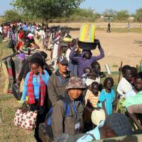 South Sudan unrest continues as army loses town
