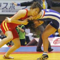 Wrestler Yoshida captures 11th national title