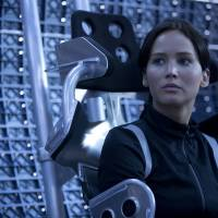 On fire: Actress Jennifer Lawrence returns to her role as Katniss Everdeen in 'The Hunger Games: Catching Fire.'  | TM&© 2013 LIONS GATE ENTERTAINMENT INC. ALL RIGHTS RESERVED.