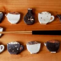 Crafty gifts: Ceramic works by Miki Furusho Kobayashi