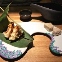Kagurazaka GiroGiro: Kyoto import brings a youthful buzz to <I>kaiseki</I>
