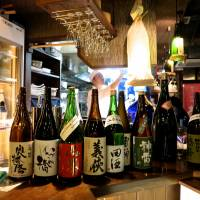 No shortage of premium local sake to choose from at Maishin. | ROBBIE SWINNERTON
