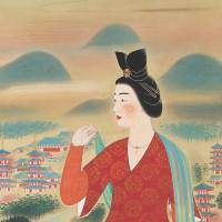 'The Masterpieces of Nihonga'