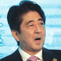 Abe, Xi at odds but share outlook
