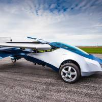 Back to the future: Flying car spreads its wings in Slovakia