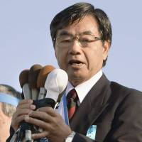 Nago mayoral election likely a two-horse race