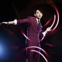 Return to the stage: South Korean singer Jung Ji-hoon, better known as Rain, released his newest album, 'Rain Effect,' last week. | AFP-JIJI
