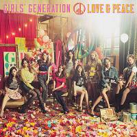Girls' Generation 'Love & Peace'