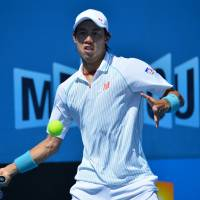 Nishikori sails past Lajovic