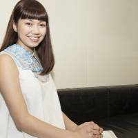 Actress Nikaido sets her own agenda