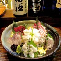 Raw value: The mixed sashimi plate at Maishin. | ROBBIE SWINNERTON