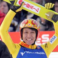 Kasai soars to World Cup record