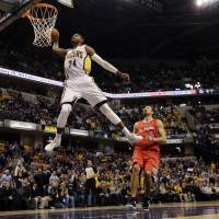 George energizes high-flying Pacers