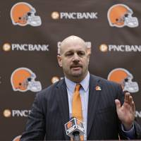 Browns settle on Pettine as coach