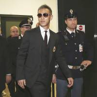 Chance to shine: Keisuke Honda will have the opportunity to show his stuff on the big stage after joining AC Milan from CSKA Moscow last week. | AP