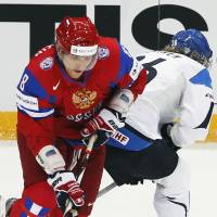 Pressure on Russia to win Olympic gold on home ice